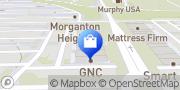 Map AT&T Store Morganton, United States