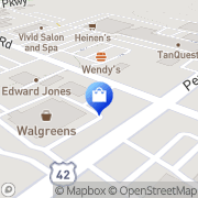Map Walgreens Middleburg Heights, United States