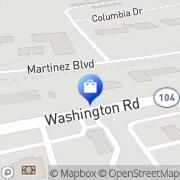 Map The Gold Shop Martinez, United States