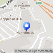 Map HomeGoods University Park, United States