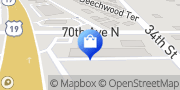 Map AT&T Store Pinellas Park, United States