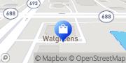 Map Walgreens Largo, United States