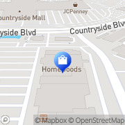 Map HomeGoods Clearwater, United States