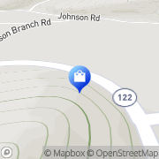 Map Left Beaver Communications McDowell, United States