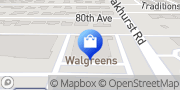 Map Walgreens Seminole, United States