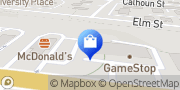 Map AT&T Store Clemson, United States