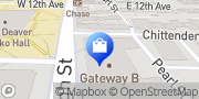 Map City Gear Columbus, United States