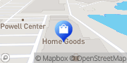 Map HomeGoods Lewis Center, United States