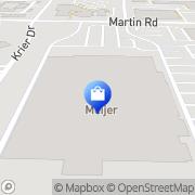Map Meijer Pharmacy Dublin, United States