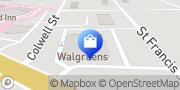 Map Walgreens Farmington Hills, United States