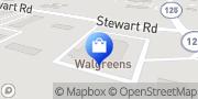 Map Walgreens Monroe, United States