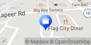 Map Verizon Authorized Retailer – GoWireless Davison, United States