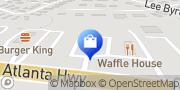 Map Verizon Authorized Retailer – Cellular Sales Loganville, United States