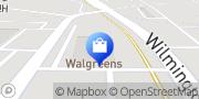 Map Walgreens Dayton, United States