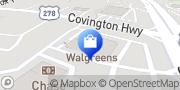 Map Walgreens Decatur, United States