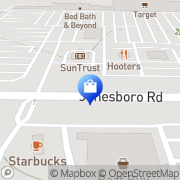 Map Ross Dress For Less McDonough, United States