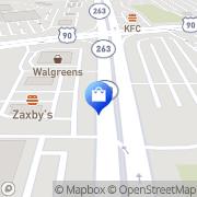 Map Walgreens Tallahassee, United States