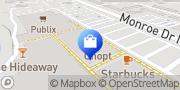 Map AT&T Store Atlanta, United States