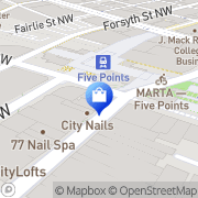 Map Payless ShoeSource Atlanta, United States