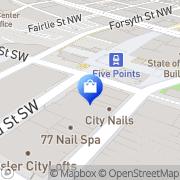 Map Master of Bling Atlanta, United States