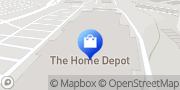 Map The Home Depot Atlanta, United States