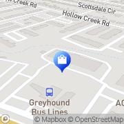 Map Boost Mobile Lexington, United States