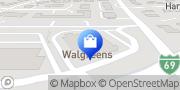 Map Walgreens Lansing, United States