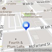 Map Williams-Sonoma Cincinnati, United States