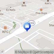 Map Target Cartersville, United States