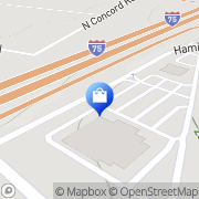 Map Pomerance Eye Ctr Pc Chattanooga, United States