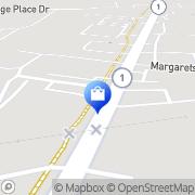 Map Centennial Wireless Bluffton, United States