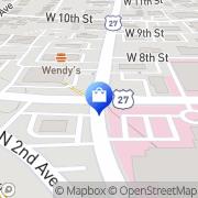 Map Walgreens Rome, United States