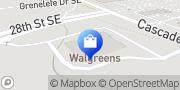 Map Walgreens Grand Rapids, United States