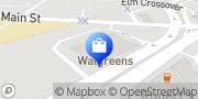 Map Walgreens Kalamazoo, United States