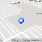 Map JCPenney Clarksville, United States