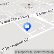 Map Norton Prompt Care at Walgreens Clarksville, United States