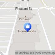 Map HomeGoods Noblesville, United States