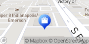 Map AT&T Store Indianapolis, United States
