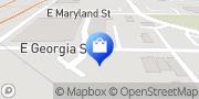 Map Midwest Furniture Liquidator Indianapolis, United States