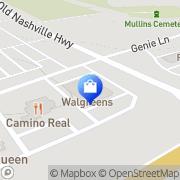 Map Vanderbilt Health Clinic at Walgreens Smyrna Smyrna, United States