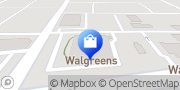 Map Walgreens Terre Haute, United States