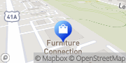 Map Furniture Connection Clarksville, United States