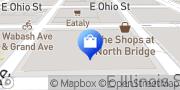 Map Nordstrom Wedding Suite - Michigan Avenue - Closed Chicago, United States
