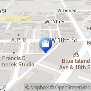 Map Knee Deep Chicago, United States