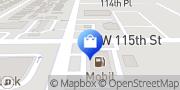Map M. Park Dumpster Rentals Merrionette Park, United States