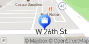 Map AT&T Store North Riverside, United States