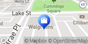Map For Eyes at Walgreens River Forest, United States