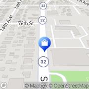 Map Southport Schwinn Kenosha, United States