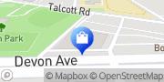 Map Walgreens Park Ridge, United States