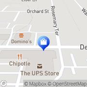 Map Walgreens Deerfield, United States